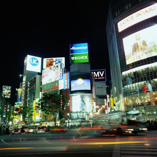 List of Japanese Multinational Corporations
