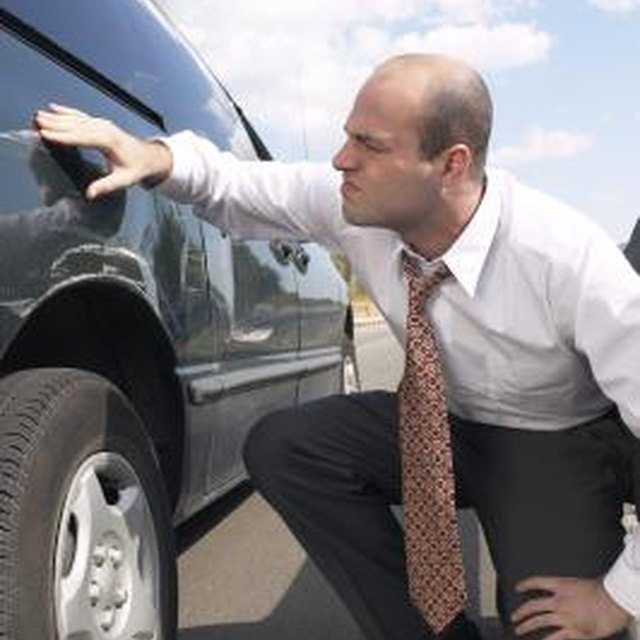 Does Filing a Claim Raise an Auto Insurance Rate?