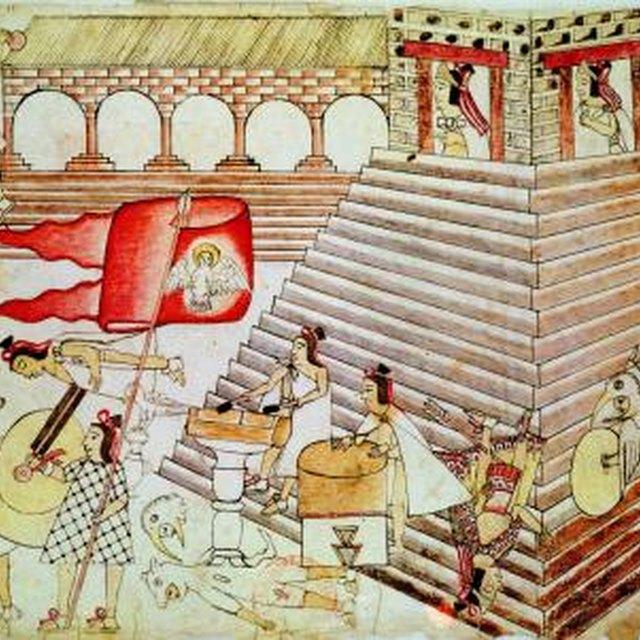 Death Beliefs & Rituals of the Aztec Culture
