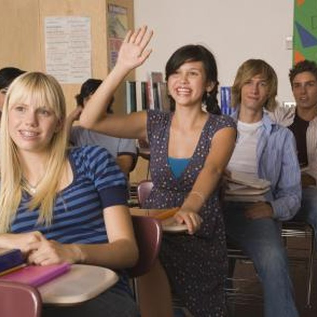 Types of High School English Classes