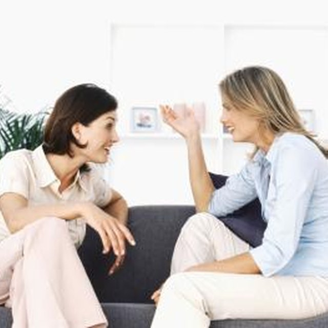 How to Cope With Friends Talking About You Negatively