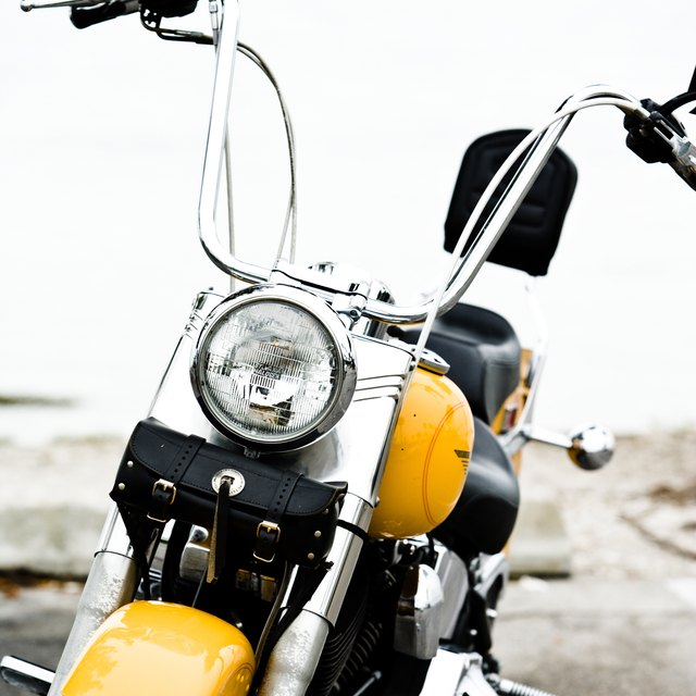 How to Get a Lien Release for a Motorcycle