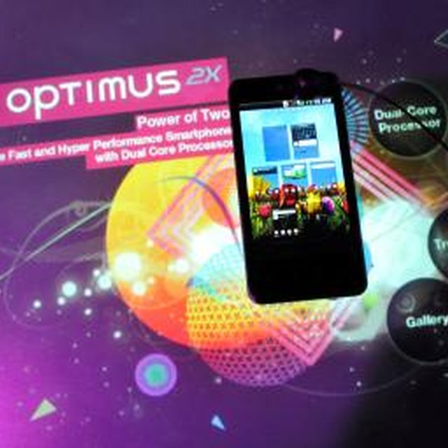 How to Disable Voice on an LG Optimus