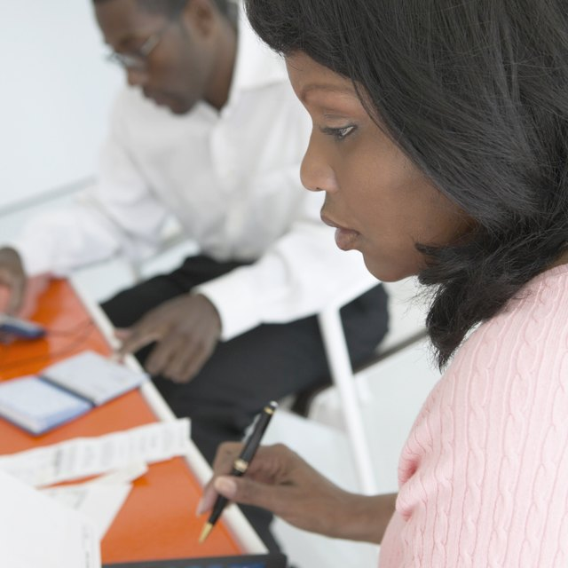 Classes to Take to Become a Mortgage Underwriter