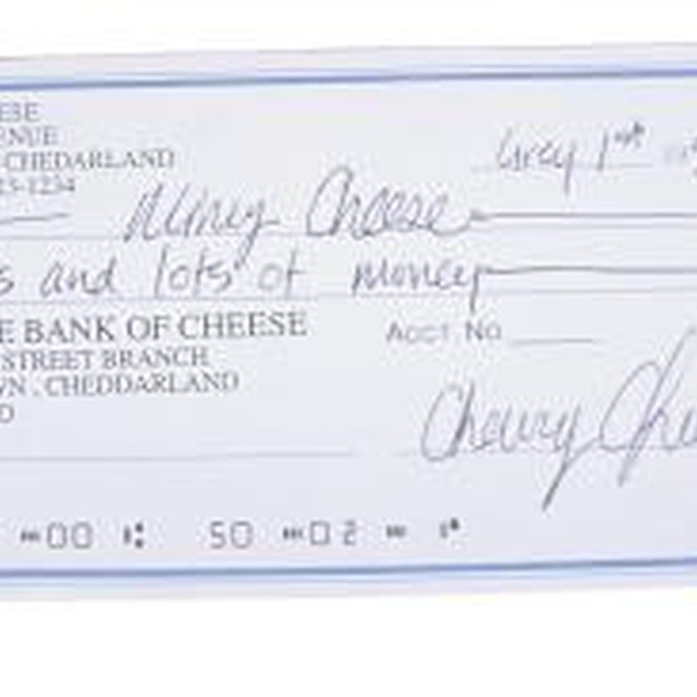 How to Check if a Check Is Good