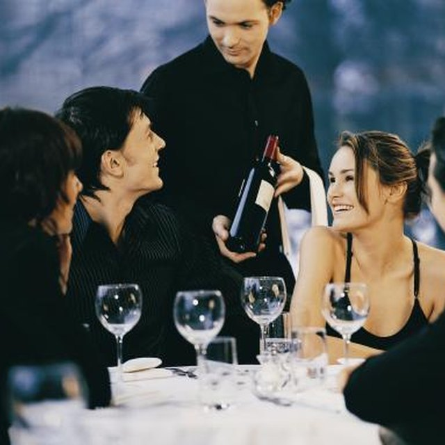 Etiquette for Ordering Food in a Fine Restaurant