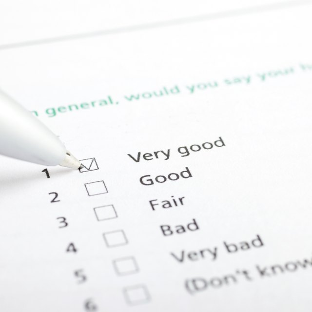 Ethics in Questionnaires