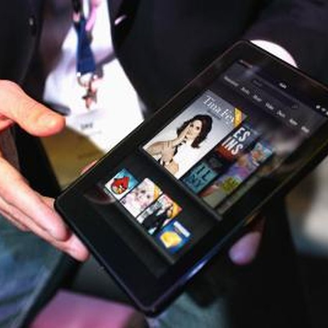 How to Modify Your Kindle Fire