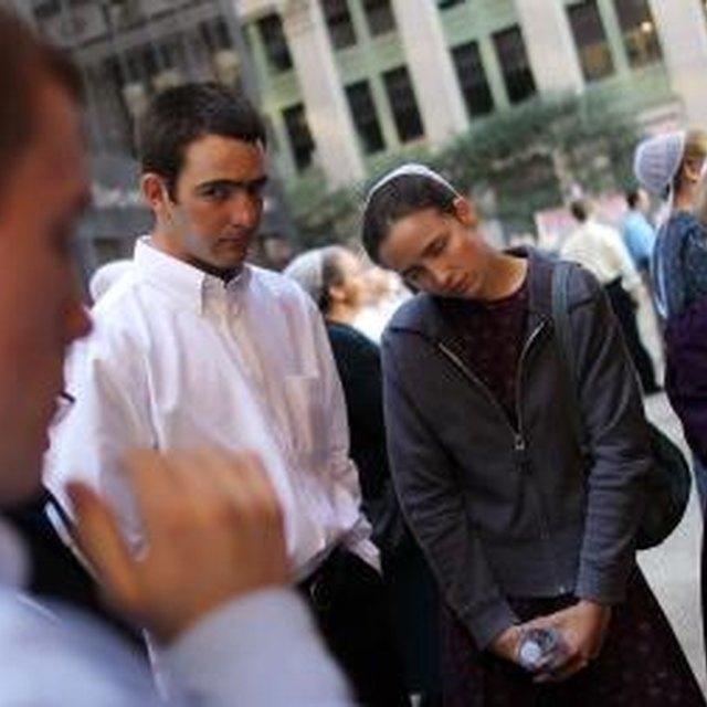 Mennonite Customs & Traditions