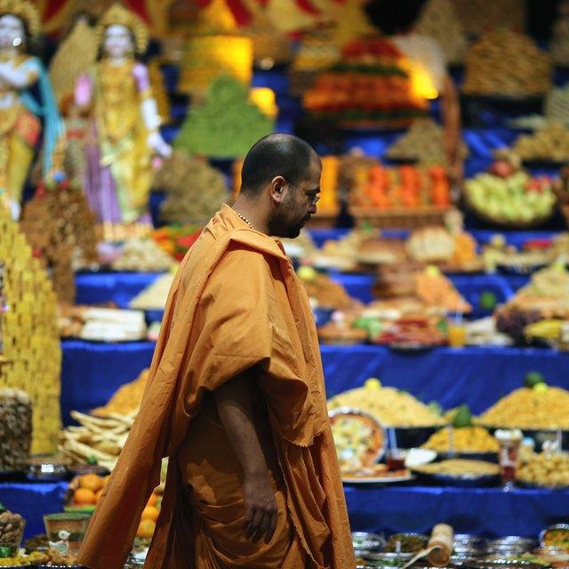 Where Do Hindus Worship Their Favorite Gods?