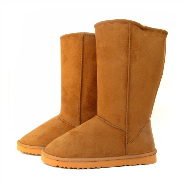 63029d24 What Is Faux Shearling?   LEAFtv