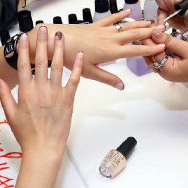 How Long Does Nail Polish Remover Last: How To Get Nail Polish To Last Longer With Acrylic Powder