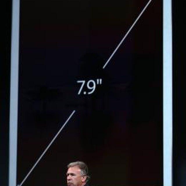 Where Is the Sleep Button Located on a Mini iPad?