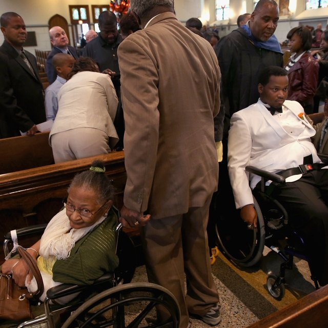 The Catholic Church and Persons with Disabilities