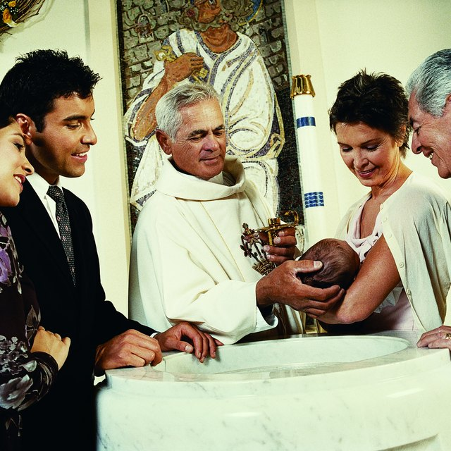 Greek Orthodox Christening Gifts