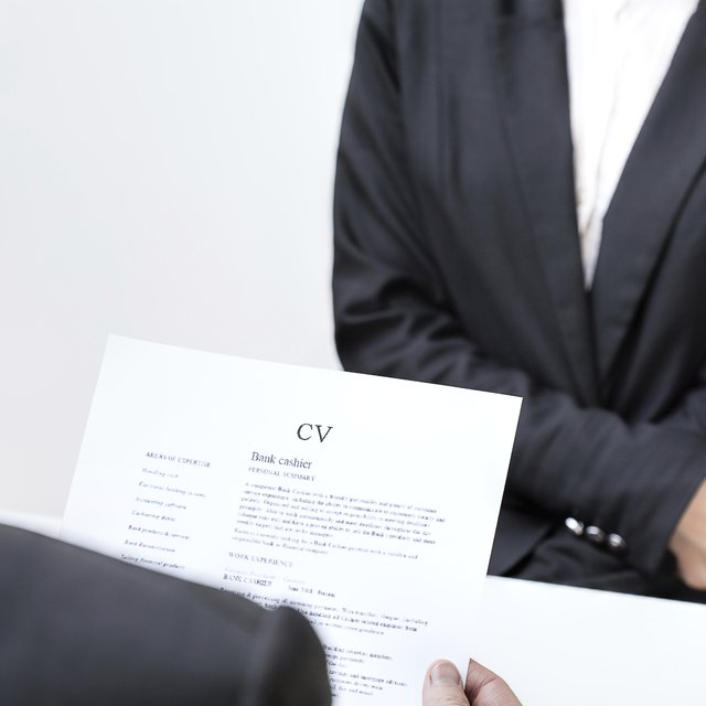 What Are the Requirements to Keep Resumes for Non-Hired Applicants?