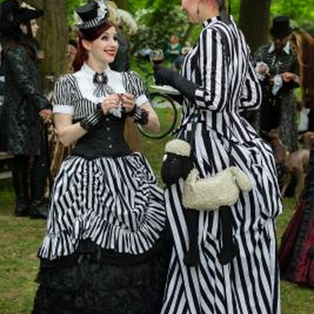 Victorian Manners for Women