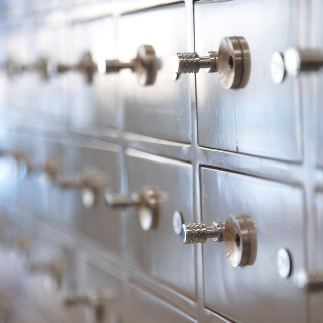 What Happens to My Safe Deposit Box If My Bank Goes Bankrupt?