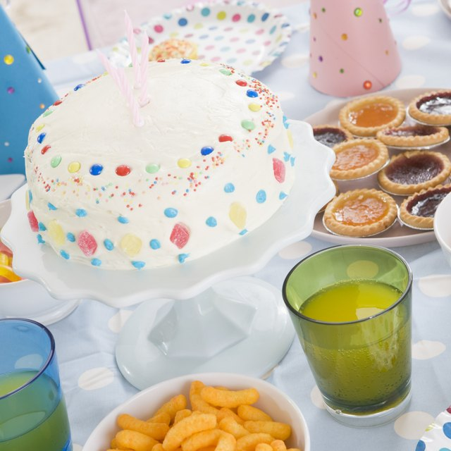 Birthday Cake Ideas for 2-Year-Olds