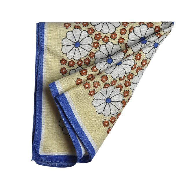 Etiquette for Using Handkerchiefs