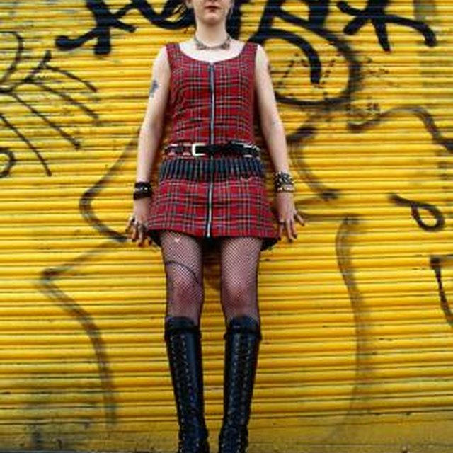Ideas for Cool Punk Clothes