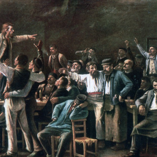 Three Causes of Labor Unrest in the 19th Century