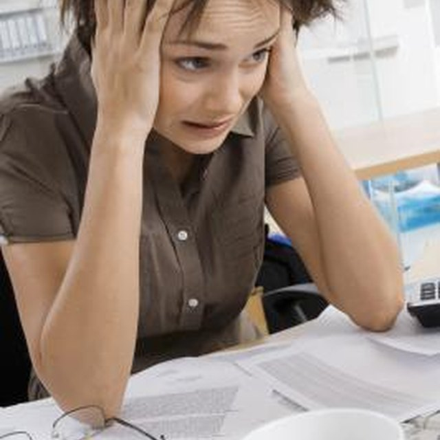 Does a Levy on Wages by the IRS Affect Your Credit Score?