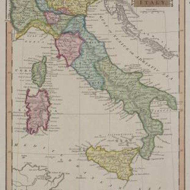 Which Political Ideologies Were Associated With the Movement Known As Young Italy?