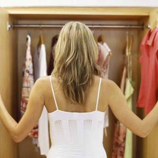 How to Keep Moisture Out of Your Clothes Storage