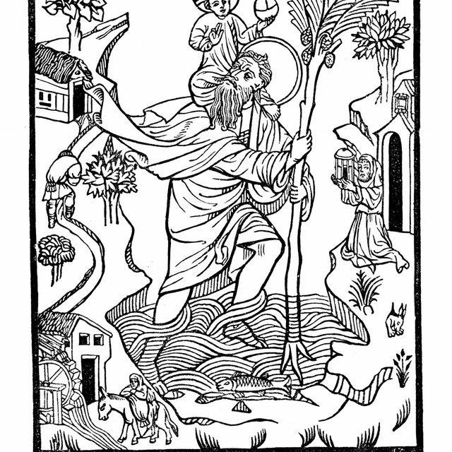Catholic Saints & What They Represent