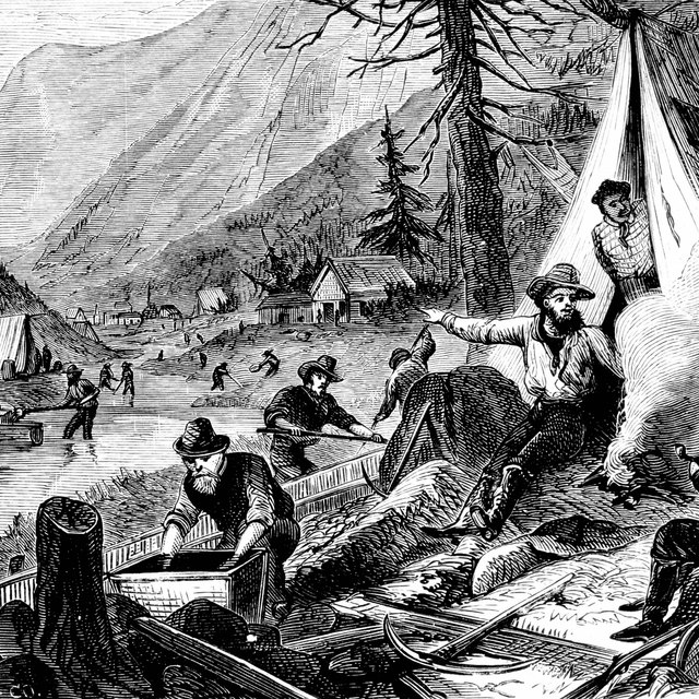 What Effects Did the Gold Rush Have on California's Economy?