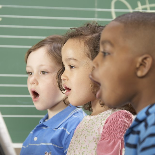 The Advantages of Music in Schools