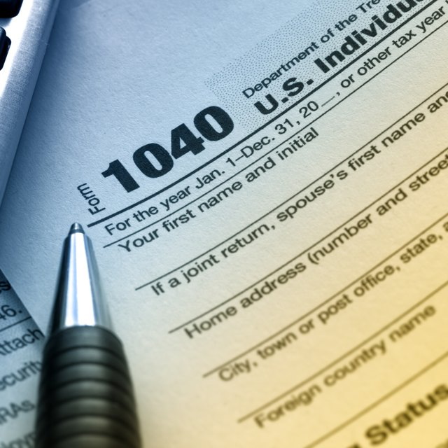 How to Determine Taxes on an IRA Distribution