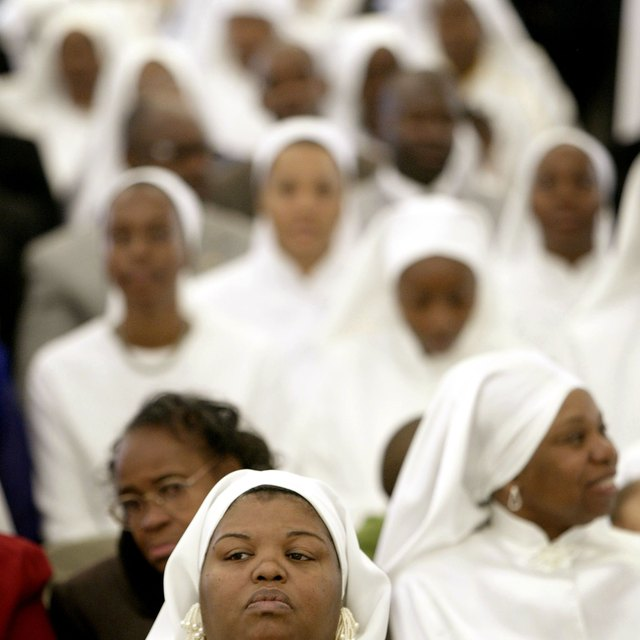 The Nation of Islam and Women in the Mosque