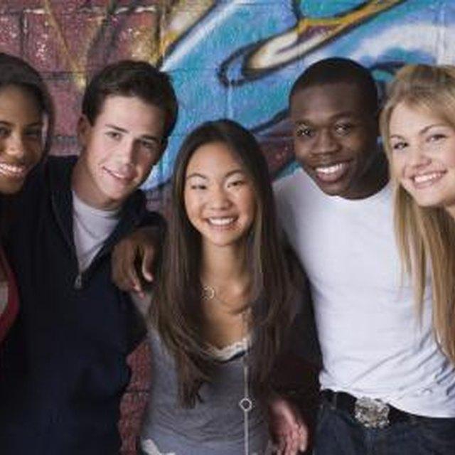 Do Friends Change a Teen's Attitude?