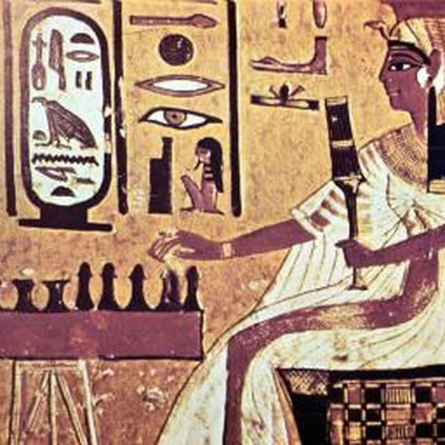 Dressing & Clothing in Ancient Egyptian Culture