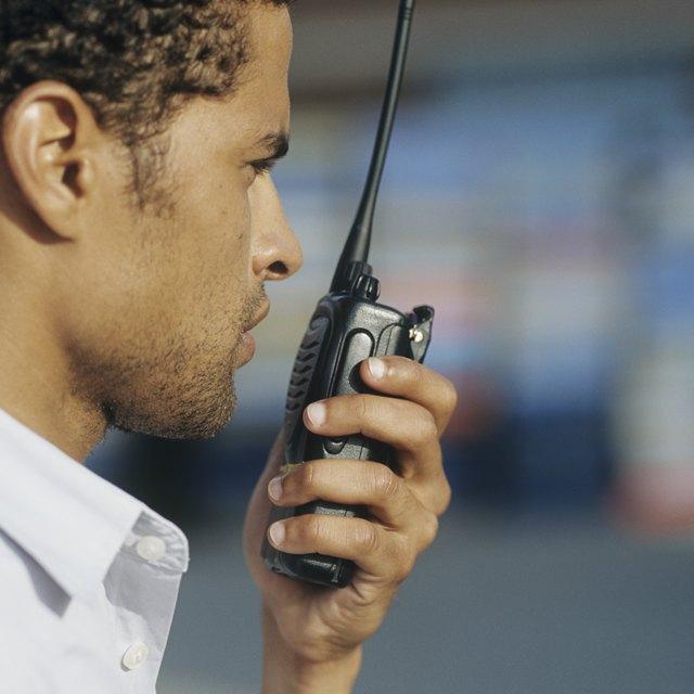 Radio Communication Protocol and Etiquette
