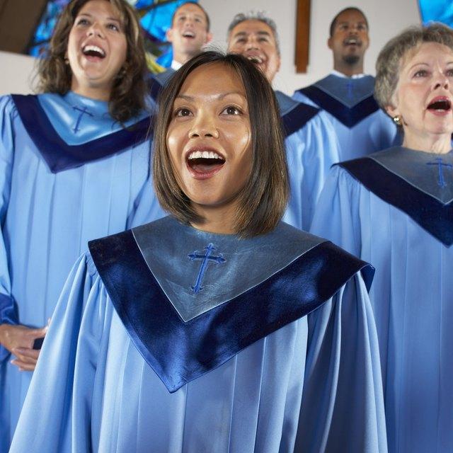 Church Choir Performance Etiquette
