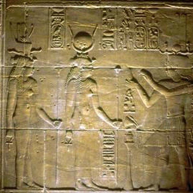 The Highest Power in Egyptian Mythology