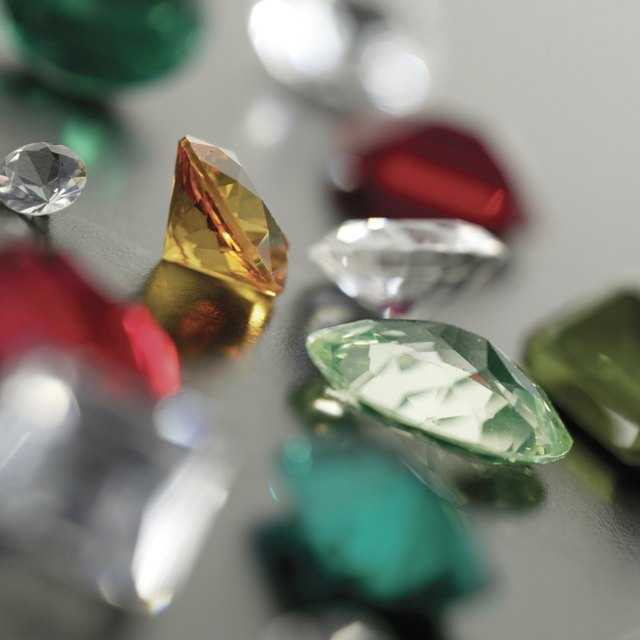 How to Sell a Gemstone Collection
