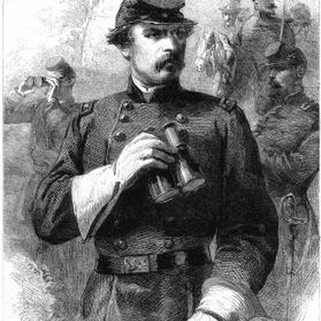 What Did George B. McClellan Do During the Civil War?