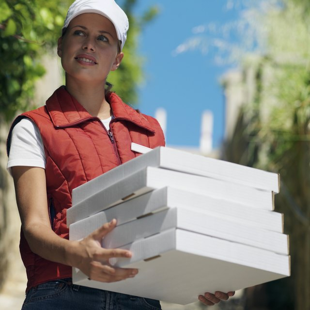 Advantages & Disadvantages of the Food Delivery System | LEAFtv