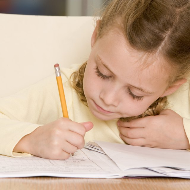 Ideas for Writing Books With Children in Second Grade