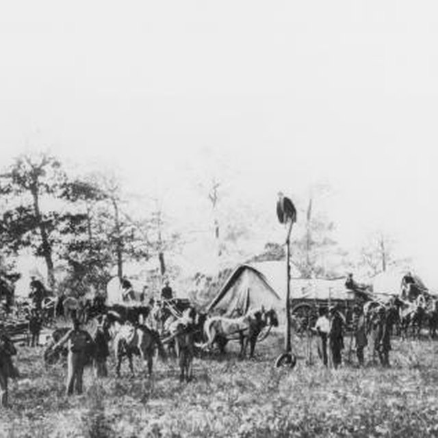 Journalists of the Civil War in the 1800s