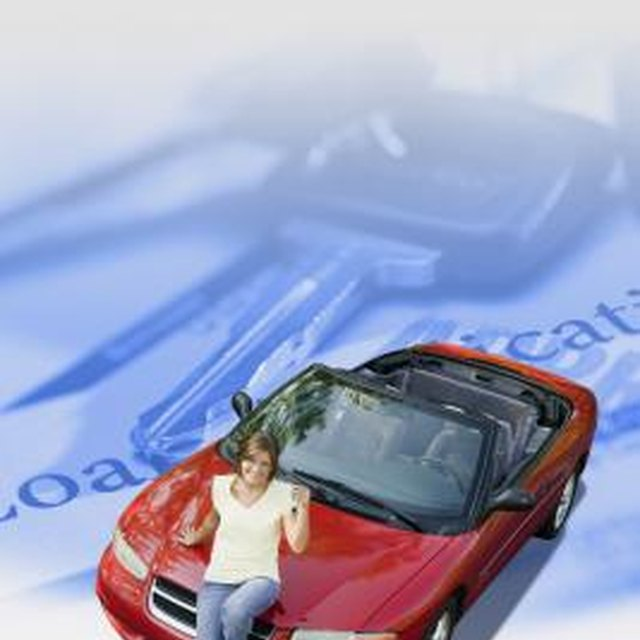 Does a Co-Signer Affect My Car Insurance?
