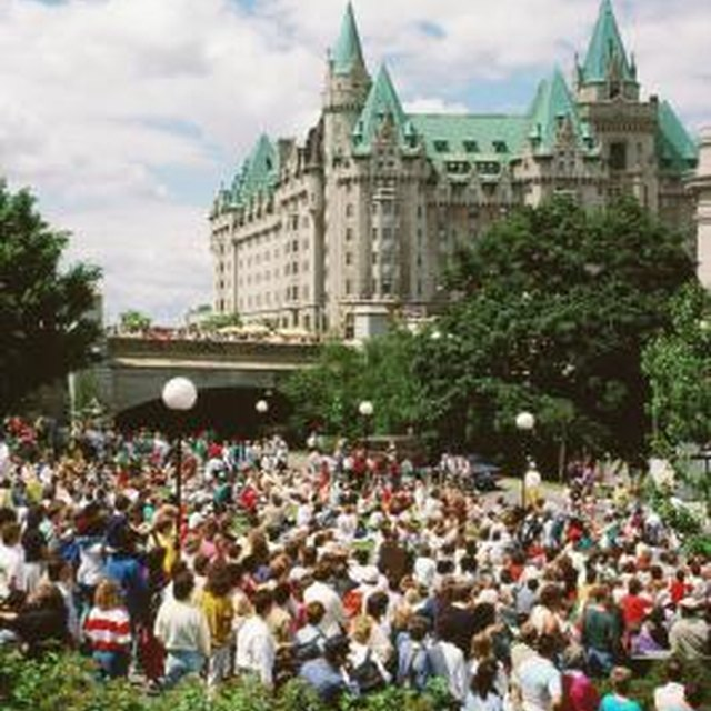 Good Things About Canada's Political Systems