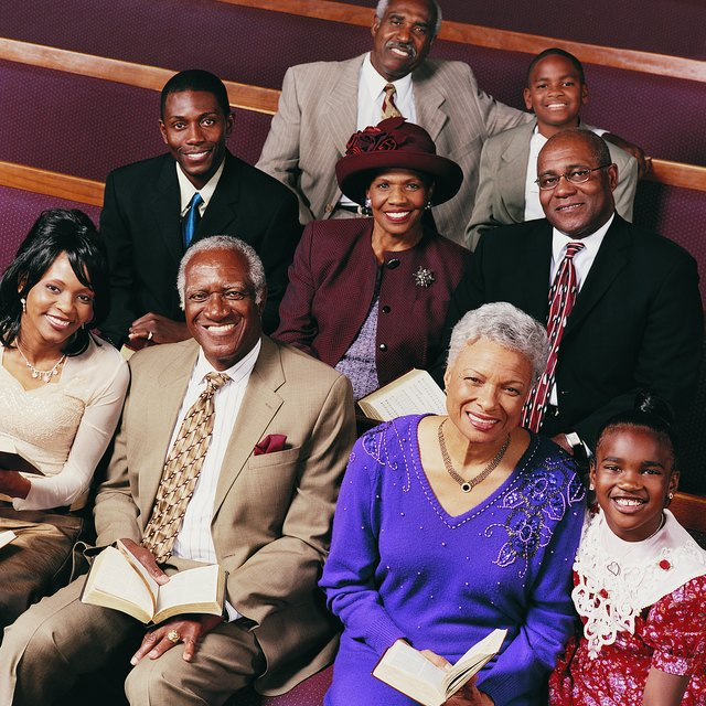 Etiquette in African American Churches