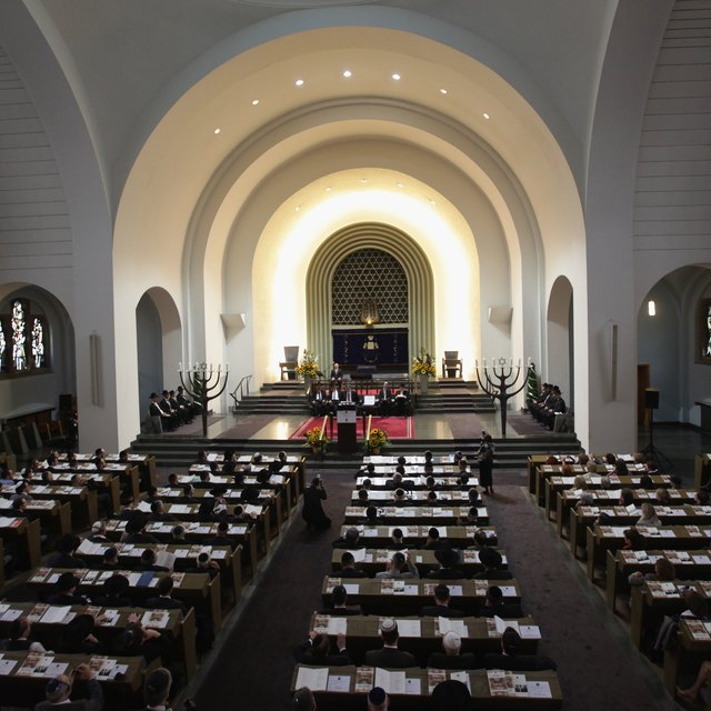 The Etiquette for Protestants Visiting a Synagogue