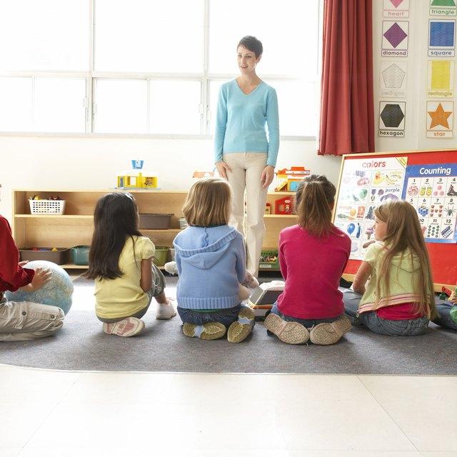 Kindergarten Activities to Teach How to Measure Area