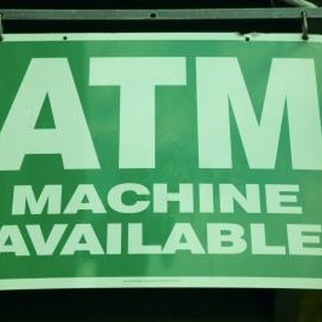 How to Use the ATM Machine